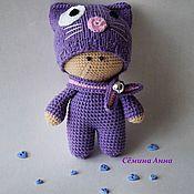 Куклы и игрушки ручной работы. Ярмарка Мастеров - ручная работа Пупс, вязаный крючком. Handmade.