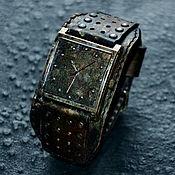 Часы наручные ручной работы. Ярмарка Мастеров - ручная работа Наручные мужские часы в Стимпанк стиле. Handmade.