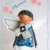 Куклы и игрушки ручной работы. Ярмарка Мастеров - ручная работа Ангел успеха  Арсений. Handmade.