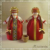 Куклы и игрушки ручной работы. Ярмарка Мастеров - ручная работа Русские красавицы. Handmade.