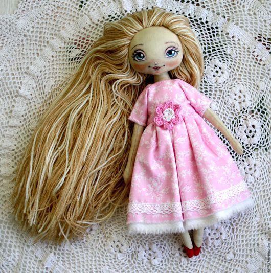 Куклы тыквоголовки ручной работы. Ярмарка Мастеров - ручная работа. Купить Кукла игровая для девочек от 5 лет. 1000 р голая кукла.. Handmade.