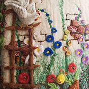 """Для дома и интерьера ручной работы. Ярмарка Мастеров - ручная работа Домик-грелка """"Летний полдень"""". Handmade."""