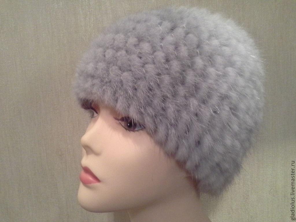 Купить Меховая шапка из \