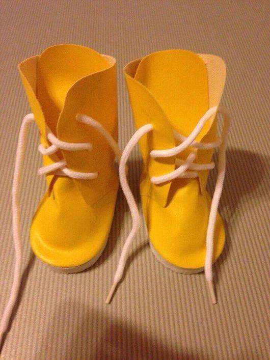 Куклы и игрушки ручной работы. Ярмарка Мастеров - ручная работа. Купить Обувь для кукол и игрушек, туфельки, ботинки, сапожки в ассортименте. Handmade.