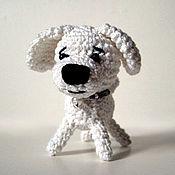 Куклы и игрушки ручной работы. Ярмарка Мастеров - ручная работа Чёрно-белый с сердечком. Handmade.