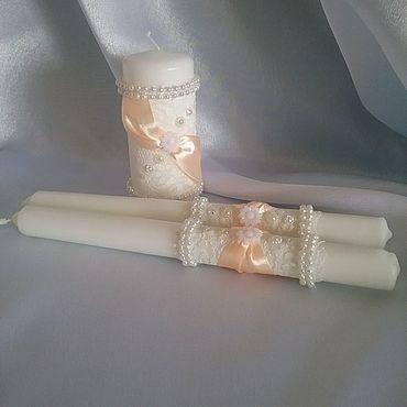 Свадебный салон ручной работы. Ярмарка Мастеров - ручная работа Семейный очаг для моложенов. Handmade.