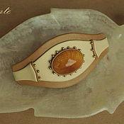Украшения ручной работы. Ярмарка Мастеров - ручная работа Заколка для волос. Handmade.