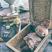 Материалы для творчества handmade. Livemaster - original item Set of materials for sewing. Handmade.