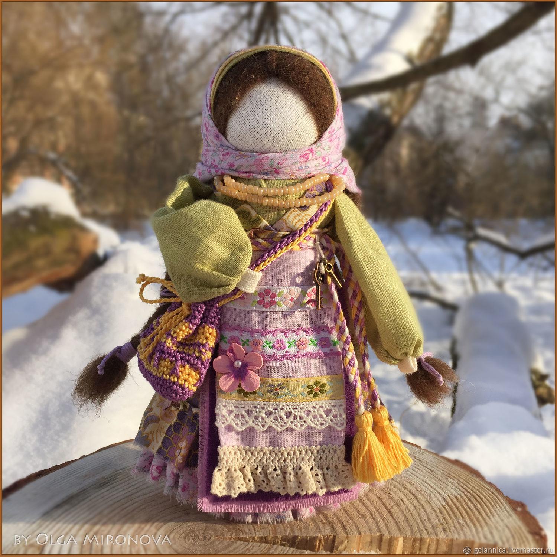 Успешница-Удачница, Народная кукла, Санкт-Петербург,  Фото №1