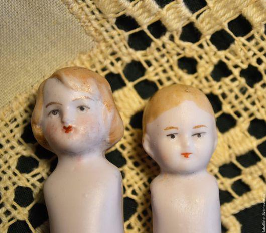 Куклы и игрушки ручной работы. Ярмарка Мастеров - ручная работа. Купить Антикварные куколки. Handmade. Антикварные куклы, винтаж