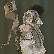 """Куклы и игрушки ручной работы. Ярмарка Мастеров - ручная работа """"Средневековая дама """" из древнего рода. Handmade."""