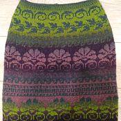 Одежда handmade. Livemaster - original item Skirt Africa. Handmade.