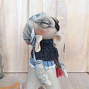 Куклы и игрушки ручной работы. Ярмарка Мастеров - ручная работа Марсианская мышь. Handmade.