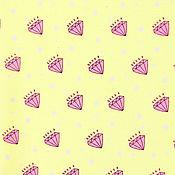 Материалы для творчества ручной работы. Ярмарка Мастеров - ручная работа Ткань Хлопок Сатин Саржа Китай Бриллианты. Handmade.