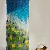 """Для дома и интерьера ручной работы. Ярмарка Мастеров - ручная работа Ночник """"Весна идет!"""". Handmade."""