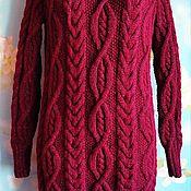 Одежда handmade. Livemaster - original item Knitted dress
