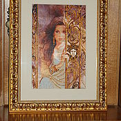 Картины и панно ручной работы. Ярмарка Мастеров - ручная работа Полина. Handmade.