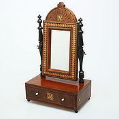 Для дома и интерьера ручной работы. Ярмарка Мастеров - ручная работа Зеркало  настольное начало 1900-х. Handmade.