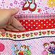 """Детская ручной работы. Подарочный комплект новорожденной девочке """"Розовые сны"""". Наталья Легкая. Ярмарка Мастеров."""