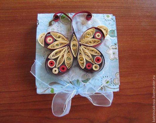 Персональные подарки ручной работы. Ярмарка Мастеров - ручная работа. Купить Коробочка для шоколада. Handmade. Голубой, шоколад, коробочка