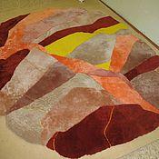 """Для дома и интерьера ручной работы. Ярмарка Мастеров - ручная работа Ковер """"Лара"""". Handmade."""