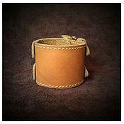 Украшения ручной работы. Ярмарка Мастеров - ручная работа Браслет yellow gold two. Handmade.