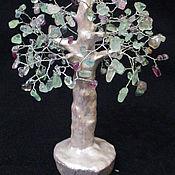 Фен-шуй и эзотерика ручной работы. Ярмарка Мастеров - ручная работа Флюоритовое дерево ваш Оберег и Талисман. Handmade.