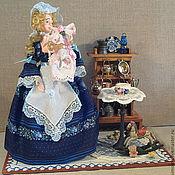 Куклы и игрушки ручной работы. Ярмарка Мастеров - ручная работа Мать и дочь. Handmade.