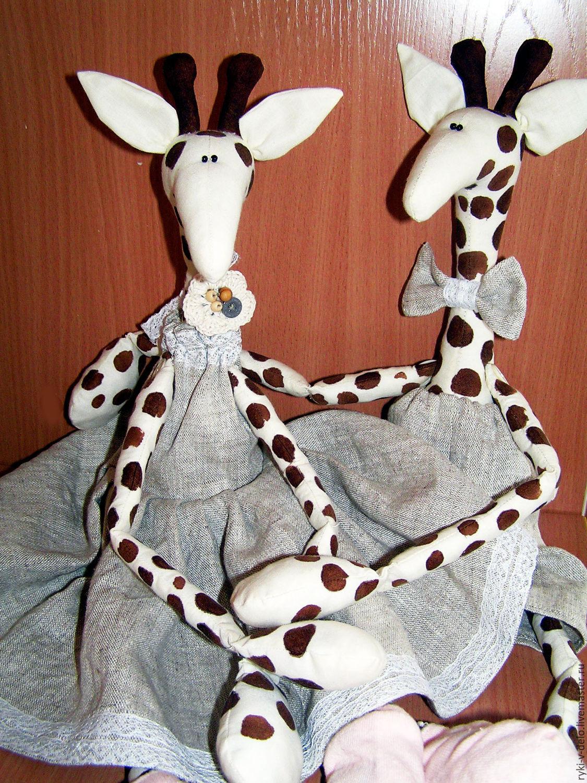 Мини-форматные Жирафы, Игрушки животные, Железногорск, Фото №1
