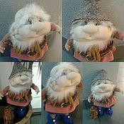 Куклы и игрушки ручной работы. Ярмарка Мастеров - ручная работа Гном кукла интерьерная. Handmade.