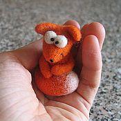 Куклы и игрушки ручной работы. Ярмарка Мастеров - ручная работа колёсико). Handmade.