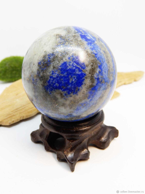 Lapis ball 52 mm, Ball, Gatchina,  Фото №1