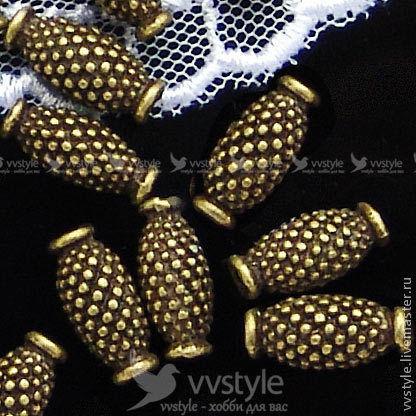 Для украшений ручной работы. Ярмарка Мастеров - ручная работа. Купить Бусина 5шт. металлическая Будда Шамбала, 12,5х6 мм, бронза (b-22051-b). Handmade.