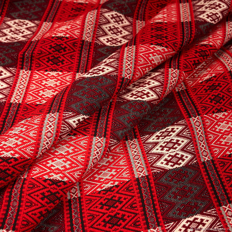 Ткань для юбки-поневы, плахты В АССОРТИМЕНТЕ, Народные костюмы, Киев,  Фото №1