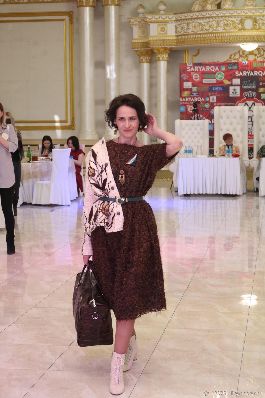 """Платье """"Шоколадное настроение"""", Платья, Караганда,  Фото №1"""