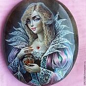 Украшения handmade. Livemaster - original item Fire and ice.My lady.. Handmade.