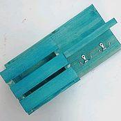 Для дома и интерьера handmade. Livemaster - original item Housekeeper *Blue *. Handmade.