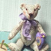 Куклы и игрушки ручной работы. Ярмарка Мастеров - ручная работа Мишка). Handmade.