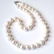 Украшения handmade. Livemaster - original item Pearl necklace choker Tender tender. Handmade.