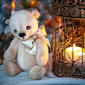 Куклы и игрушки ручной работы. Ярмарка Мастеров - ручная работа Новогодняя Тедди коллекция Авторская Коллекционная Игрушка. Handmade.