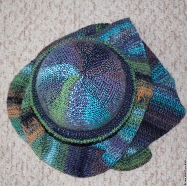 Мужская шляпа своими руками фото 231