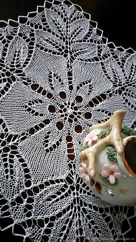Little motif napkin, Swipe, Vologda,  Фото №1
