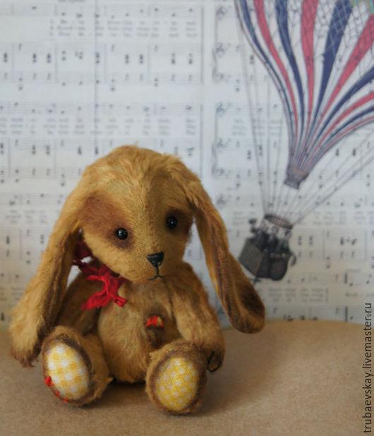 Мишки Тедди ручной работы. Ярмарка Мастеров - ручная работа. Купить За мечтой..))). Handmade. Зайка, тедди