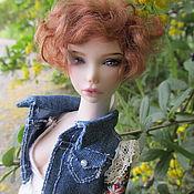 Куклы и игрушки ручной работы. Ярмарка Мастеров - ручная работа Шарнирная кукла Изабель. Handmade.