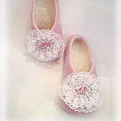 """Обувь ручной работы. Ярмарка Мастеров - ручная работа """"Для принцессы 3"""". Handmade."""