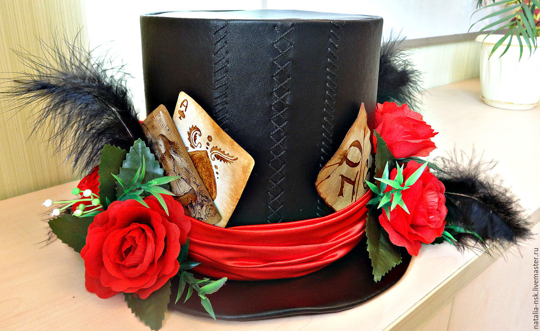 Шляпа для шляпника своими руками фото 533