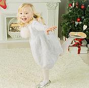 Работы для детей, handmade. Livemaster - original item Felted baby dress. Handmade.