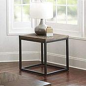 Столы ручной работы. Ярмарка Мастеров - ручная работа Журнальный стол малый в стиле ЛОФТ. Handmade.