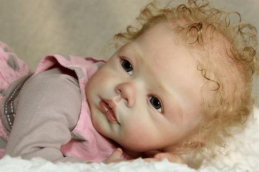 Куклы-младенцы и reborn ручной работы. Ярмарка Мастеров - ручная работа. Купить Куклы-реборн Лилы 1-6. Handmade.