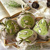 Куклы и игрушки handmade. Livemaster - original item Interior decoration Lamb.... Handmade.
